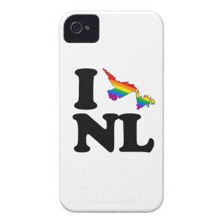 AMO TERRANOVA GAY - .PNG iPhone 4 Case-Mate CARCASA