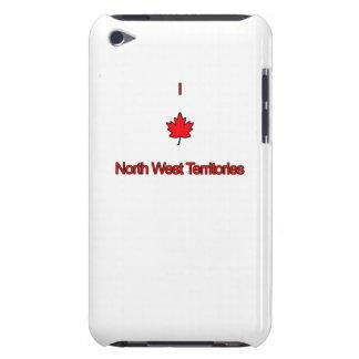 Amo territorios del noroeste iPod touch Case-Mate carcasas