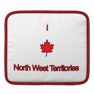 Amo territorios del noroeste manga de iPad