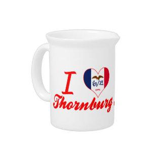 Amo Thornburg, Iowa Jarra