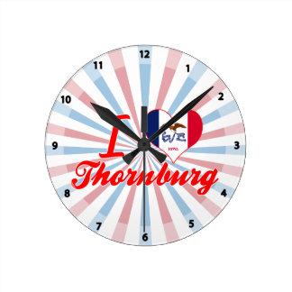 Amo Thornburg, Iowa Reloj
