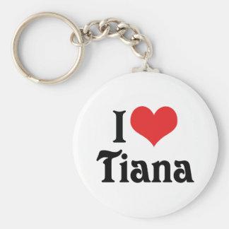 Amo Tiana Llavero Redondo Tipo Pin