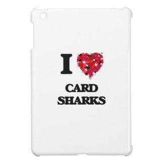 Amo tiburones de tarjeta