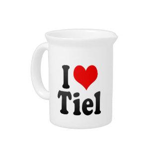 Amo Tiel, Países Bajos Jarras Para Bebida