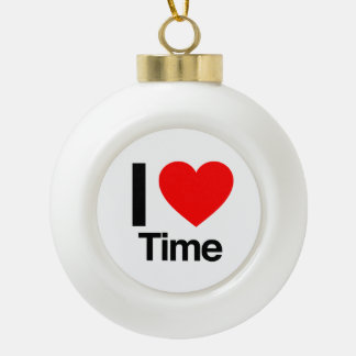 amo tiempo adorno