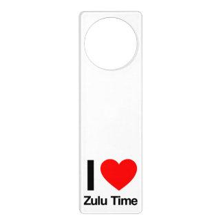 amo tiempo del Zulú Colgante Para Puerta