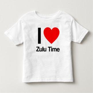 amo tiempo del Zulú Tshirt
