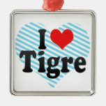 Amo Tigre Ornatos