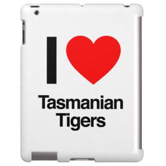 amo tigres tasmanos