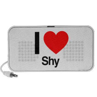 amo tímido laptop altavoces