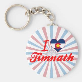Amo Timnath Colorado Llaveros Personalizados