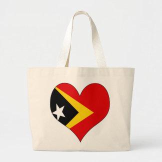 Amo Timor Oriental Bolsa De Mano