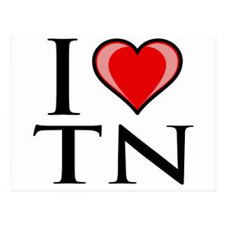 Amo TN - Tennessee Postales
