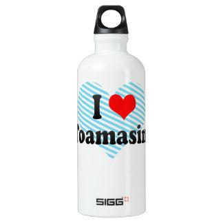 Amo Toamasina, Madagascar Botella De Agua