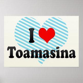 Amo Toamasina, Madagascar Póster