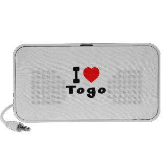 Amo Togo iPod Altavoz