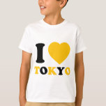 Amo Tokio Remeras