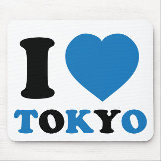 Amo Tokio Tapetes De Ratones