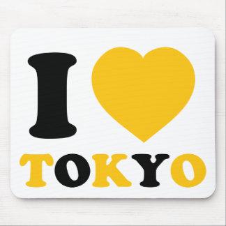 Amo Tokio Tapetes De Ratón