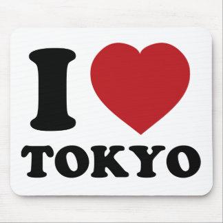 Amo Tokio Tapete De Ratón