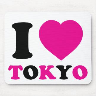 Amo Tokio Tapete De Ratones