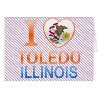 Amo Toledo, IL Tarjetas