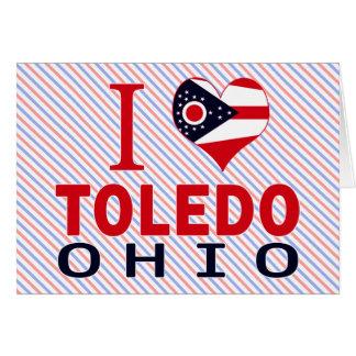 Amo Toledo, Ohio Tarjetas