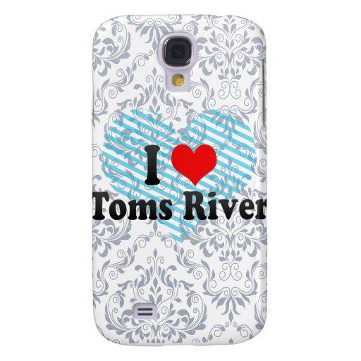 Amo Toms River, Estados Unidos Funda Para Galaxy S4