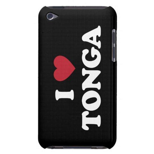 Amo Tonga iPod Touch Carcasas