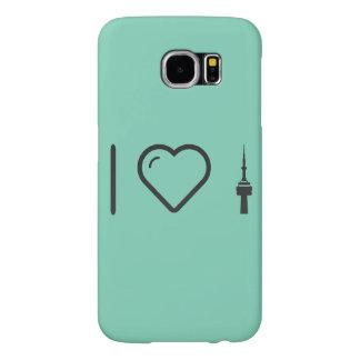 Amo Toronto Fundas Samsung Galaxy S6