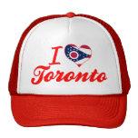 Amo Toronto, Ohio Gorro De Camionero