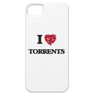 Amo torrentes iPhone 5 carcasa
