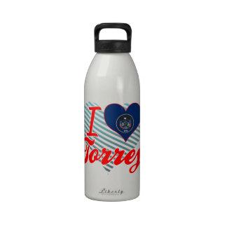 Amo Torrey, Utah Botella De Agua