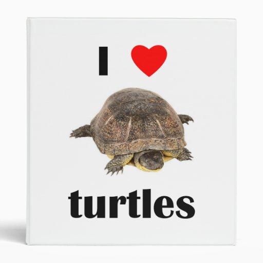 """Amo tortugas carpeta 1"""""""