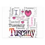 Amo Toscana Postal