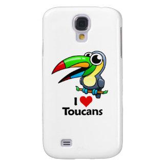 Amo Toucans Funda Para Galaxy S4