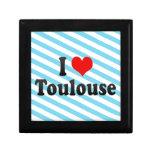 Amo Toulouse, Francia Cajas De Regalo