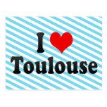 Amo Toulouse, Francia Postal