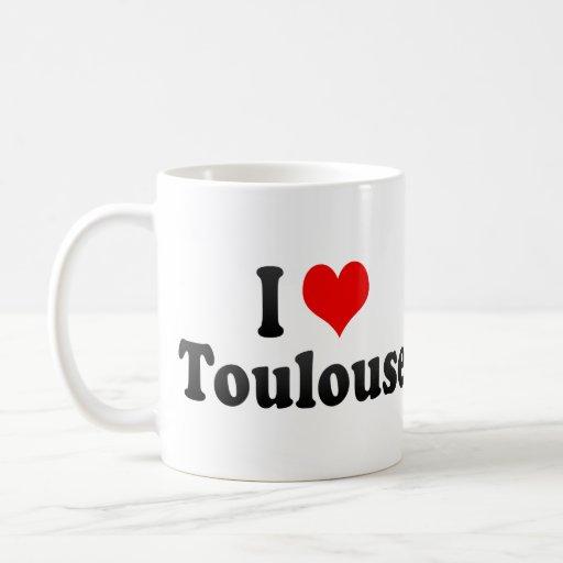 Amo Toulouse, Francia Taza