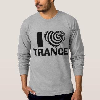 Amo trance playeras