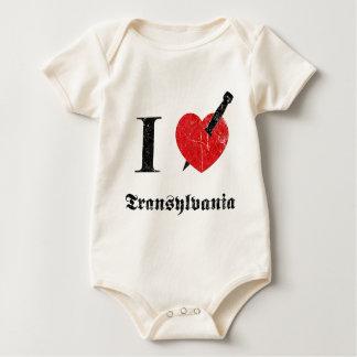 Amo Transilvania (la fuente erosionada negro) Enteritos