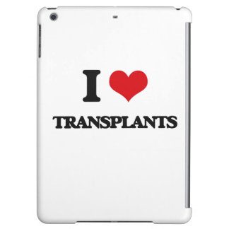 Amo trasplantes