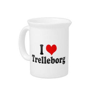 Amo Trelleborg, Suecia Jarra De Beber