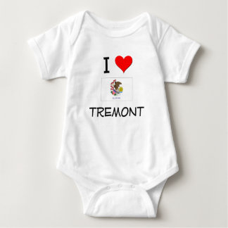Amo TREMONT Illinois Playera