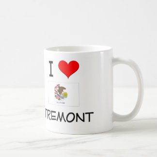 Amo TREMONT Illinois Taza Básica Blanca