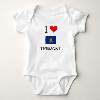Amo Tremont Pennsylvania Playeras