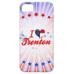 Amo Trenton, Carolina del Norte iPhone 5 Cárcasa