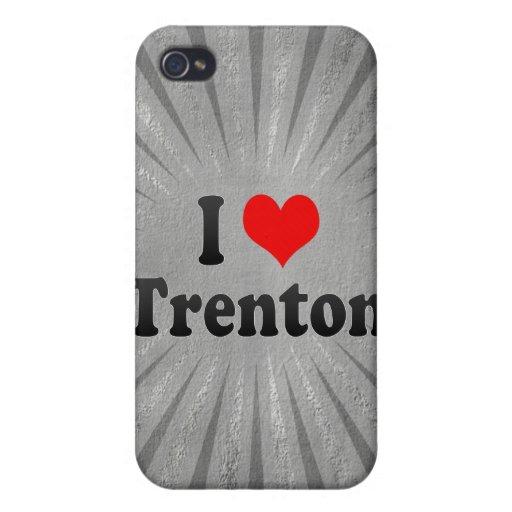 Amo Trenton, Estados Unidos iPhone 4 Funda