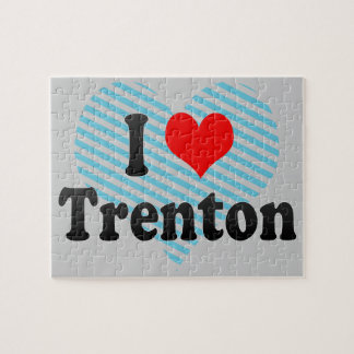 Amo Trenton, Estados Unidos Rompecabezas
