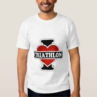 Amo Triathlon Playera